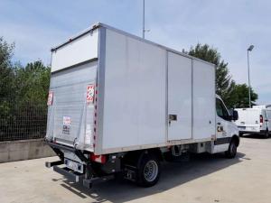 Noleggio furgoni frigo a Genova